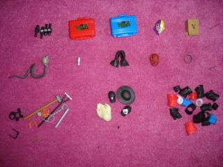 Mattel Elite Series Figure Accessories WWE Wrestling Items Toy Action
