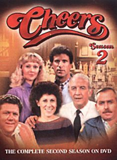 Cheers The Complete Second Season DVD 2004 4 Disc Set