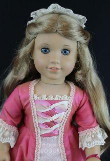 American Girl Doll 18 Elizabeth RETIRED Dressed w/shoes