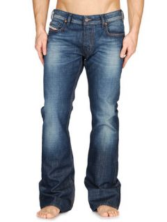 100 Authentic Mens Diesel Zathan 74W Jeans New with Tags