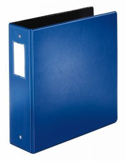 Cardinal EasyOpen Locking Round Ring Binder Letter Size 3 Capacity