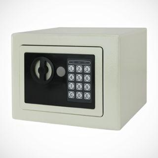 New Cream Digital Electronic Safe Box Keypad Lock Gun Security Home