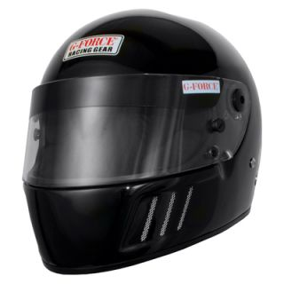 Force 3023LRGBK Pro Elim Full Face Helmet Large Black