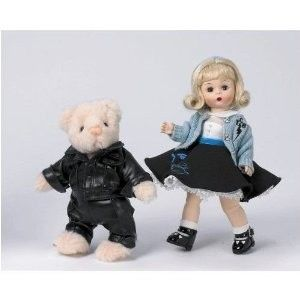 Madame Alexander Be My Teddy Bear Elvis Presley 49860
