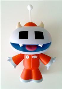 Mr Monster Polysics Vinyl Art Toy Figure Elizabeth Ito SEG RARE