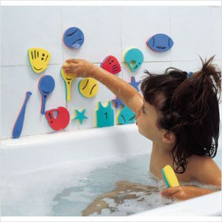 edushape 507190 507190 tub fun sport wet n stick bright multi colored