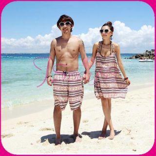 Mens Beach Cool Board Shorts Boardshorts Pants Surf Swim Trunks
