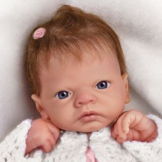 Linda Webb Celebration Of Life Emmy Realistic Baby Doll So Truly Real