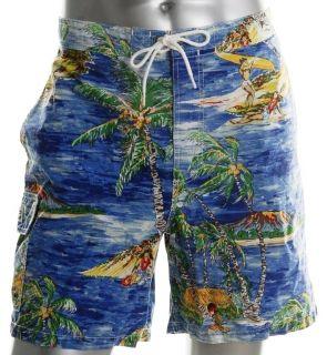 Polo Ralph Lauren Swim Trunks East Hampton Shorts XXL