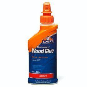 Elmers E700 Carpenters Wood Glue 4 oz 4oz 2 per Order