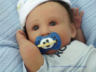 Reborn Baby~Ethnic/Asian *AMAZING* Welcome Baby Boy~ Milo, by Rebecca