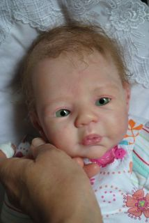 Reborn Baby Girl ~EFFIE~ Doll Kit Keely by Dee Stastny New LtdEdt only