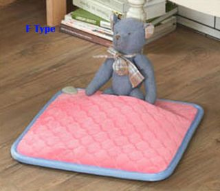 Pet Dog Cat Electric Heating Mat cushion Bed Heat Heater Warm Pad