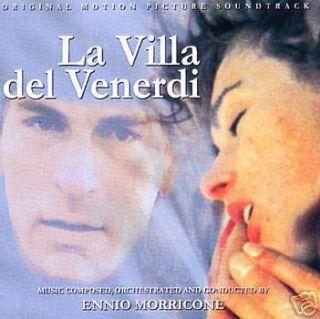 Ennio Morricone La Villa Del Venerdi Dark OST New CD