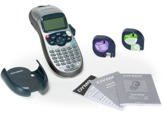 Dymo Letra Tag Portable Electronic Label Maker LetraTag Plus Lt 100H