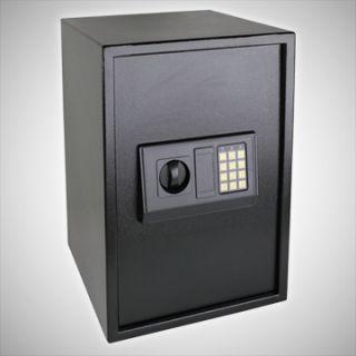 New Large Digital Safe Box Electronic Keyless Lock Home Office Gun