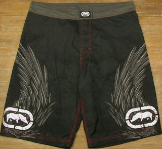 Ecko Unltd MMA Deathwing Mens Black Poly Fight Swim Surf Board