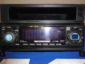 year model part aftermarket eclipse cd5441 cd player radio lkq