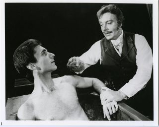 Vintage 1980 The Elephant Man starring David Bowie Broadway Photo by