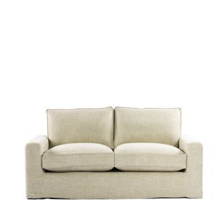 UPHOLSTERED SOFA Eco style linen Classical style sofas high quality