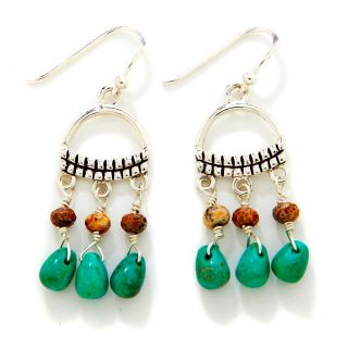 Studio Barse Gemstone Sterling Silver Earrings