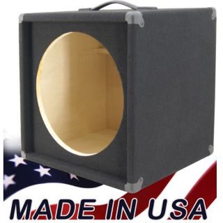 MINIBG115 E 15 Empty Bass Guitar Speaker Cabinet