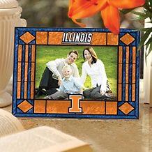 Illinois Fighting Illini NCAA Medallion Door Mat