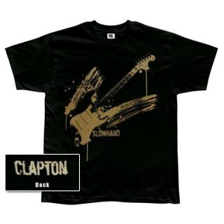 Eric Clapton Slowhand Soft T S