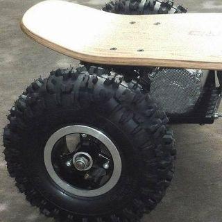 Electric Powered Skateboard Longboard Full Set Gear Unique Coolest