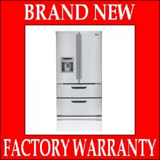 French Door Refrigerator Stainless Steel As Is Energy Star Freezer