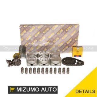 Chevy Chevrolet 4 3L New Overhaul Engine Rebuild Kit