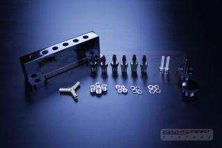 Turbo Wastegate Boost Vacuum Intake Manifold Racing Pro