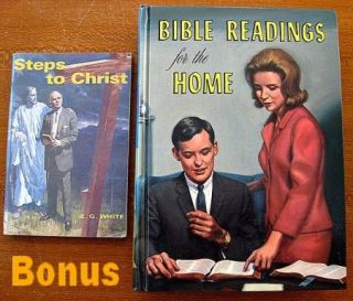 Ellen G White Books The Acts of The Apostles Bonus