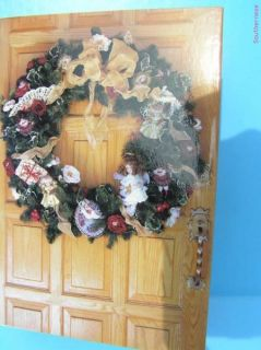 marie osmond christmas greeting card doll 1996