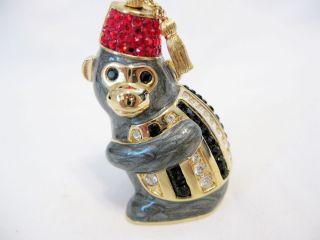 Estee Lauder Mischievous Monkey pleasures solid perfume compact Judith