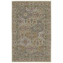 Nourison Aqua, Chocolate, Ivory or Mocha Area Rug   36 x 56