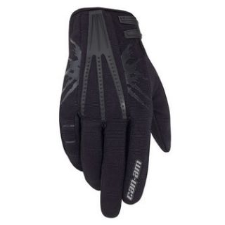Can Am 2013 Mens Team Riding Gloves Brand New Multiple Sizes Gray or
