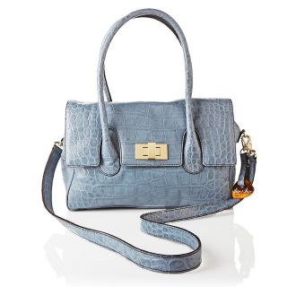 croco embossed leather tote rating 4 $ 99 95 or 3 flexpays of $ 33 32