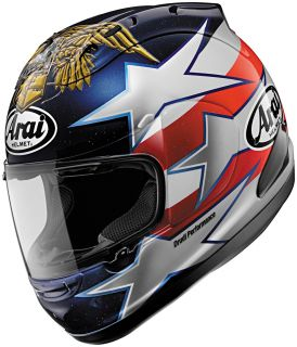 Arai Corsair V Edwards 2012 Helmet Medium