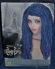 NRFB Emily the Corpse Bride Tim Burton inspired fabulous blue haired