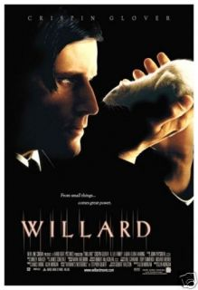 Willard Mini Movie Poster R Lee Ermey