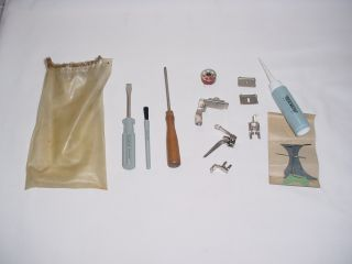 ELNA Sewing Machine Parts Tools Accessories