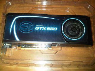 EVGA GTX 580 High Flow Bracket mini hdmi to hdmi 015 P3 1580 AR