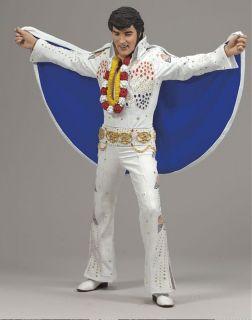 Elvis Presley ® Figure in American Eagle White Jumpsuit