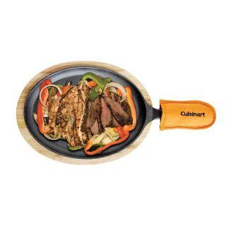 Kitchen & Food Grilling Grills Cuisinart Cast Iron Fajita
