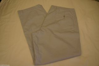 Crew Essex Pant Regular Fit Powder Blue Pants 35x30 J Crew