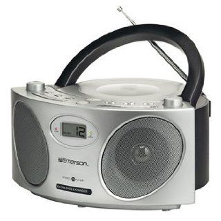Emerson Portable CD Boombox with Am FM Radio Model PD6810