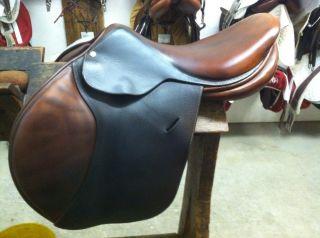 Beval Butet Deep Seat Saddle 17 2 5 Long Flap