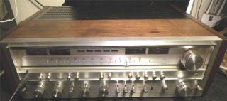VINTAGE PIONEER SX 980 RECEIVER WORKS ONE OF THE BEST FROM PIONEER