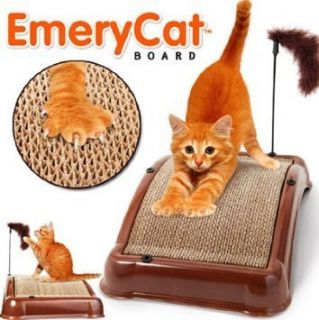 Emerycat All Star Cat Board Cats Groom While They Play